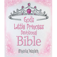 God's Little Princess Devotional Bible (BOK)