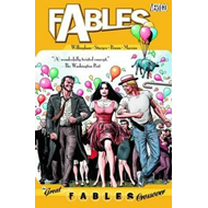 Fables TP Vol 13 The Great Fables Crossover (BOK)
