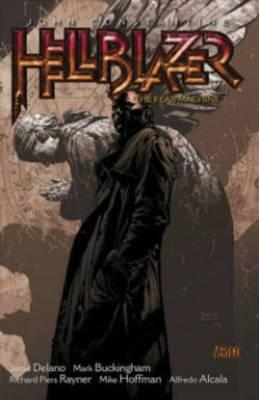 Hellblazer TP Vol 03 The Fear Machine New Ed (BOK)