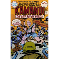 Kamandi, The Last Boy On Earth Omnibus Vol. 2 (BOK)