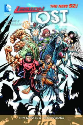 Legion Lost: Volume 2: Culling (the New 52) (BOK)