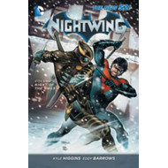 Nightwing Volume 2: Night of the Owls TP (The New 52) (BOK)