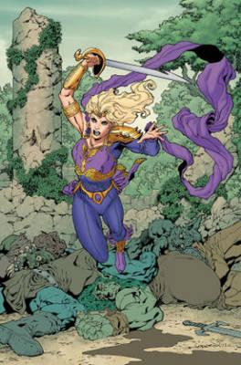 Sword of Sorcery: Volume 1: Amethyst (The New 52) (BOK)