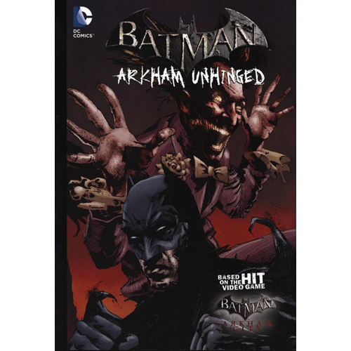 Batman Arkham Unhinged Vol. 3 (BOK)