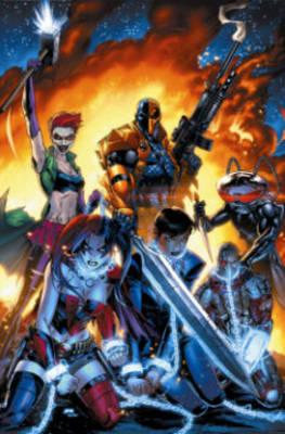 New Suicide Squad Volume 1 TP Pure Insanity (BOK)