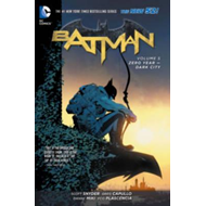 Produktbilde for Batman Vol. 5 Zero Year - Dark City (The New 52) (BOK)