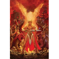 He-Man and the Masters of the Universe Volume 5: The Blood o (BOK)