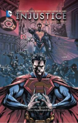 Injustice: Gods Among Us Year 2 Volume 1 TP (BOK)