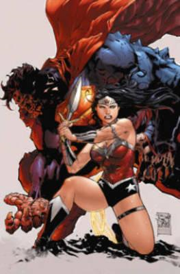Superman/Wonder Woman (BOK)
