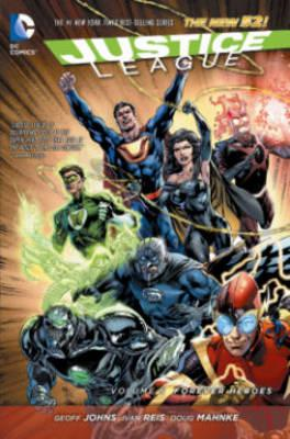 Justice League Volume 5: Forever Heroes TP (The New 52) (BOK)