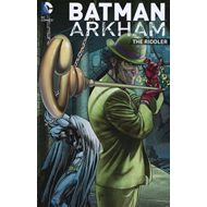 Batman Arkham The Riddler (BOK)