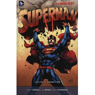 Superman Volume 5: Under Fire TP (The New 52) (BOK)