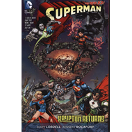 Superman: Krypton Returns HC (The New 52) (BOK)