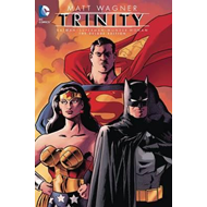 Batman Superman Wonder Woman Trinity Deluxe Edition HC (BOK)