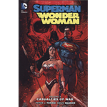 Superman Wonder Woman (BOK)