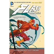 Flash Volume 5: History Lessons TP (The New 52) (BOK)