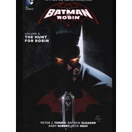 Produktbilde for Batman And Robin Vol. 6 - The Hunt For Robin (The New 52) (BOK)