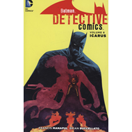 Batman Detective Comics Volume 6: Icarus HC (The New 52) (BOK)