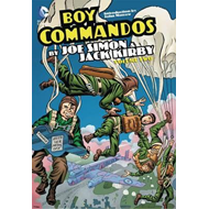 Boy Commandos by Joe Simon and Jack Kirby HC Vol 2 (BOK)
