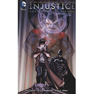 Injustice Gods Among Us Year Three HC Vol 1 (BOK)