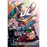 Justice League Power & Glory HC (BOK)