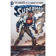 Superman Vol. 1 Before Truth (BOK)