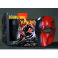 Deathstroke Book and Mask Set (BOK)