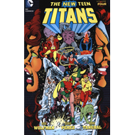 New Teen Titans TP Vol 4 (BOK)