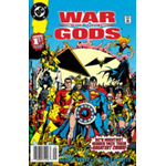 Wonder Woman War of the Gods (BOK)