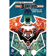 Justice League War Power of the Gods (BOK)