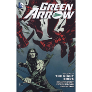 Green Arrow Vol. 8 The Nightbirds (New 52) (BOK)