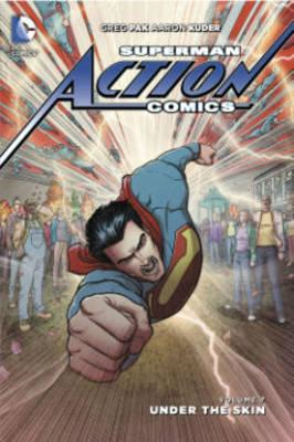 Superman Action Comics Vol. 7 Under the Skin (BOK)