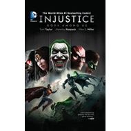 Injustice Gods Among Us Year One The Complete Collection TP (BOK)
