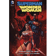 Superman Wonder Woman Vol 3 Casualties of War TP (BOK)