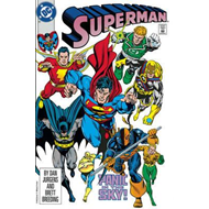 Superman Panic in the Sky New Ed TP (BOK)