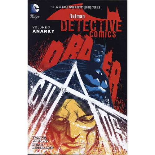 Batman Detective Comics Vol. 7 (BOK)
