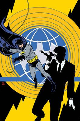 Batman 66 Meets the Man From UNCLE HC (BOK)