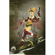 Art of DC Comics Bombshells HC (BOK)