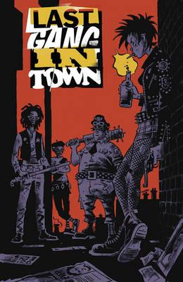 Last Gang in Town TP Vol 1 (BOK)