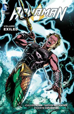 Aquaman Vol. 7 Exiled (BOK)