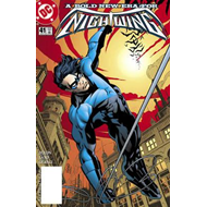 Nightwing Vol. 5 The Hunt For Oracle (BOK)