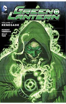 Green Lantern TP Vol 7 Renegade (BOK)
