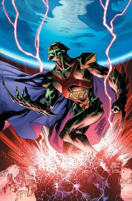 Martian Manhunter Vol. 2 (BOK)