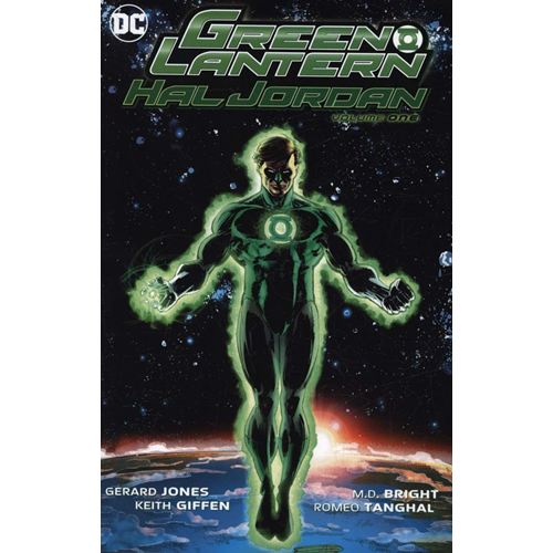 Green Lantern TP Book One (BOK)
