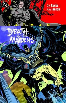 Batman Death & the Maidens Deluxe Edition HC (BOK)