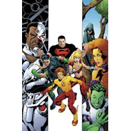 Teen Titans by Geoff Johns TP Book One (BOK)
