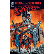 Superman Reign of the Superman TP (BOK)