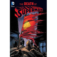 Produktbilde for Death Of Superman (New Edition) (BOK)