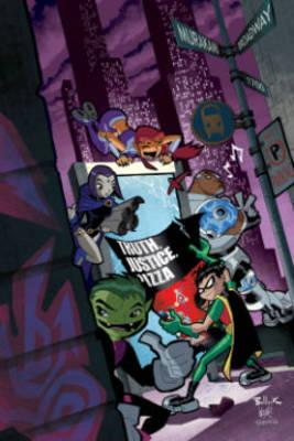Teen Titans Go! Vol. 2 (BOK)