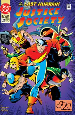 Justice Society of America The Complete 1992 Series TP (BOK)